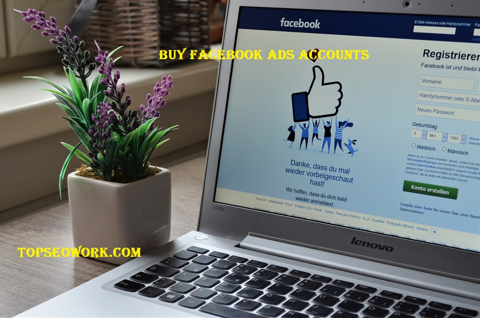 Facebook Ads Accounts For Sell